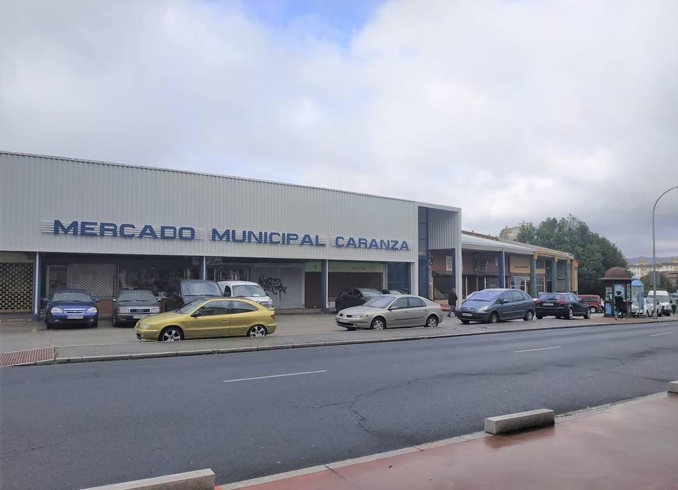 Foto de archivo del nuevo Mercado Municipal de Caranza - FOTO: PP de Ferrol