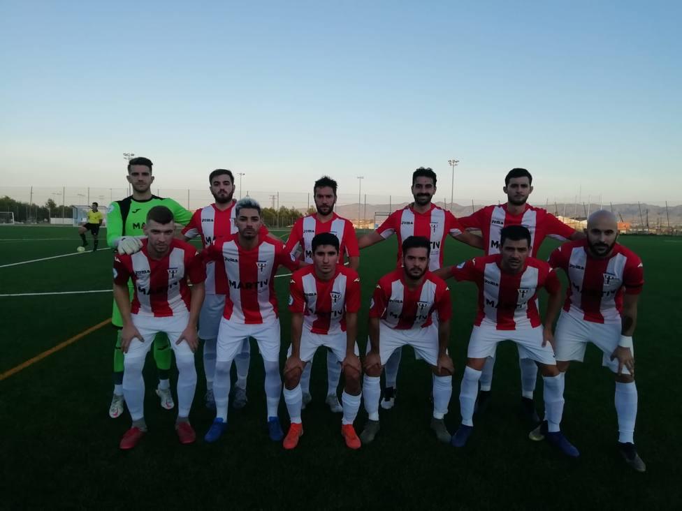 El Olímpico de Totana empata a cero ante el Lorca CF de Liga Nacional