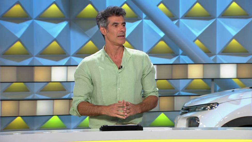 Jorge Fernández se enfada en La ruleta de la suerte y para en seco el programa: Me lo sigue diciendo