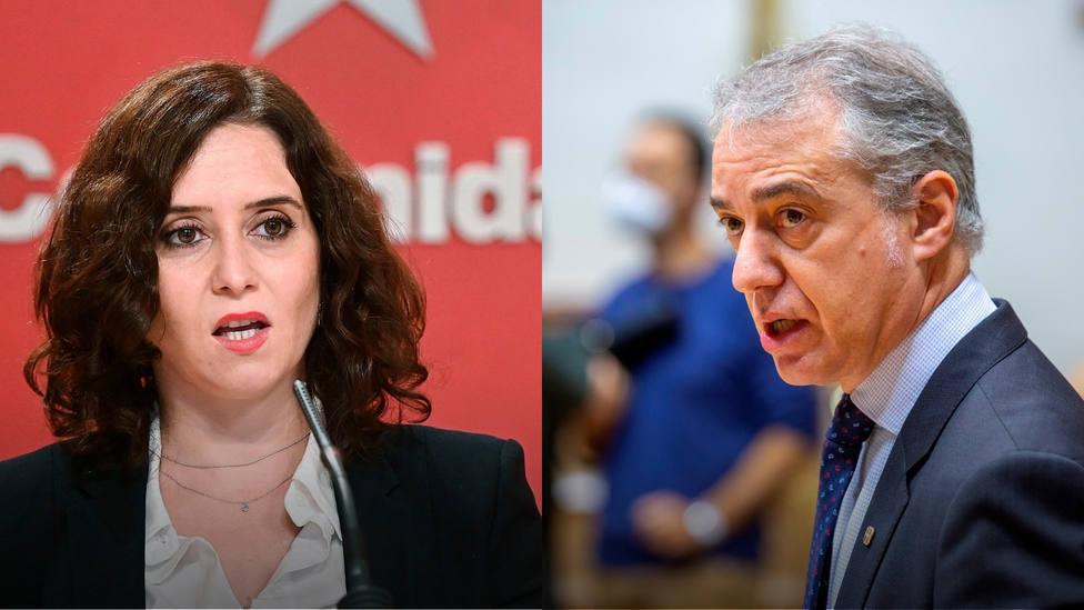 Todas las comunidades, salvo Madrid y País Vasco, favorables a un toque de queda