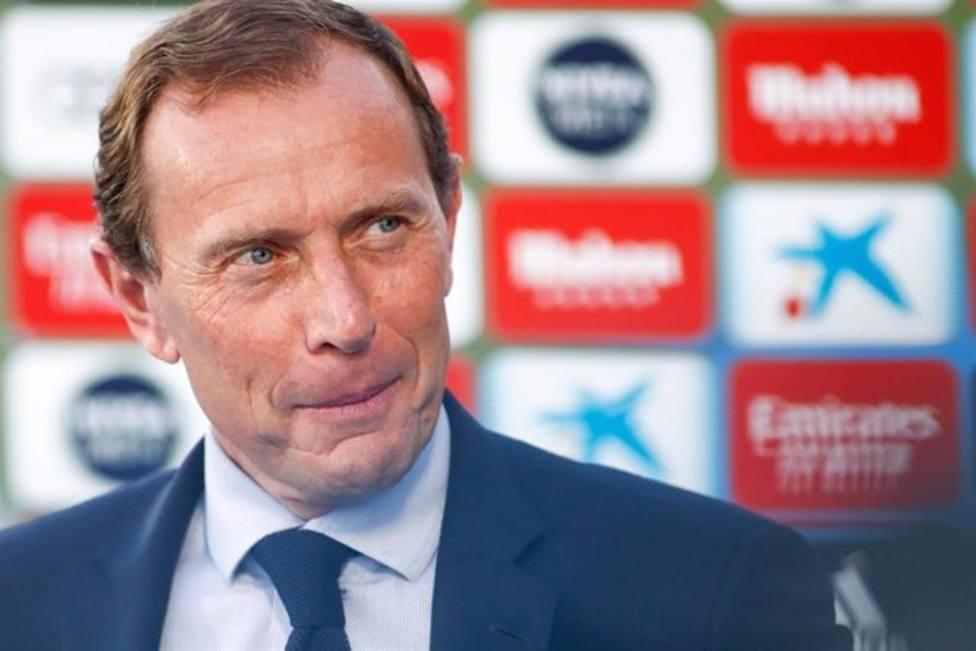Butragueño: El Real Madrid no fichó por responsabilidad y coherencia acorde con la situación