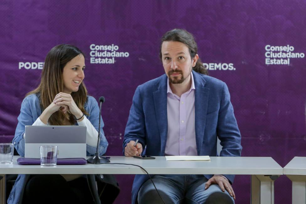 Ione Belarra recrimina a Margarita Robles que ser la ministra favorita de la derecha daña al Gobierno