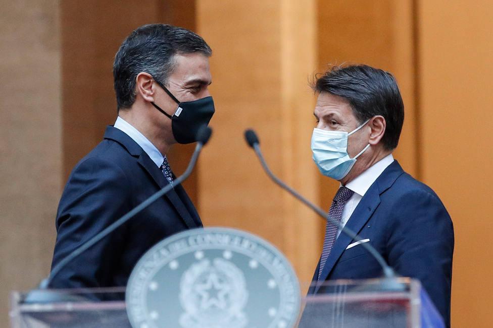 España e Italia escenifican mañana su cooperación bilateral y europea en una cumbre