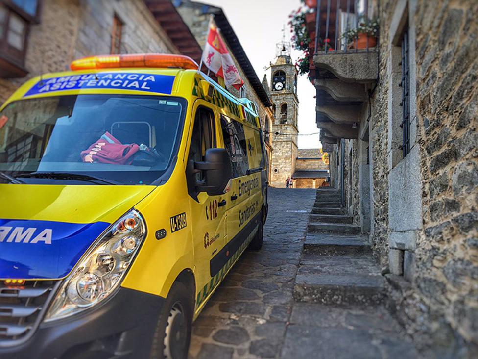 Ambulancia CyL