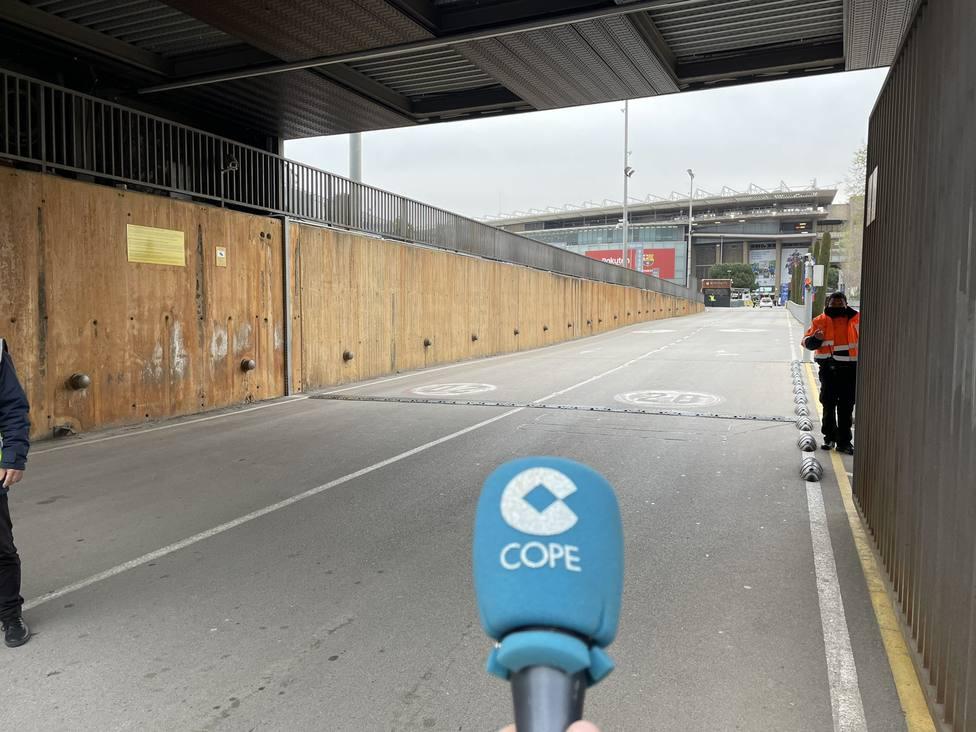 Las elecciones al Barcelona, en COPE