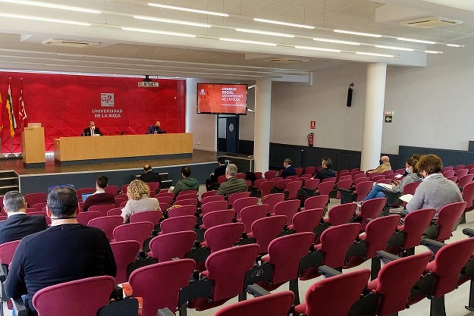 El presupuesto de la Universidad de La Rioja para 2021 asciende a casi 50 millones de euros