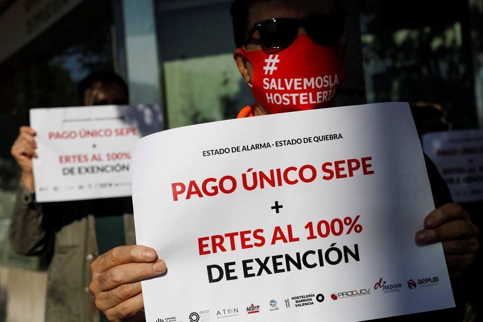 Al menos 140.000 personas, afectadas por retrasos en los pagos del SEPE