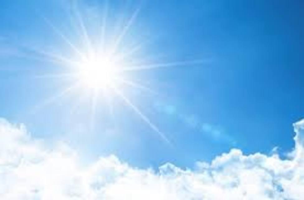 Sol brillante