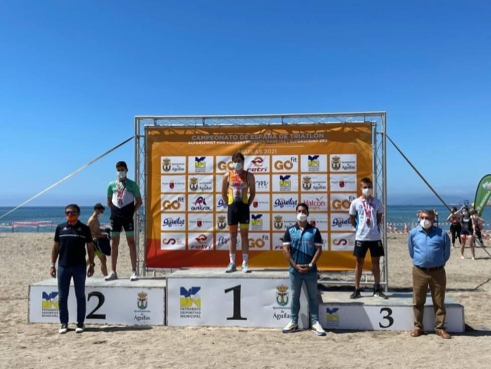 Cidade de Lugo Fluvial se alza en Águilas con dos títulos