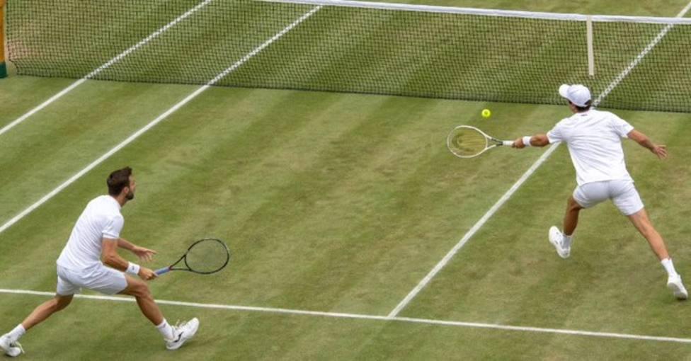 Granollers y Zeballos jugarán la final de Wimbledon en dobles