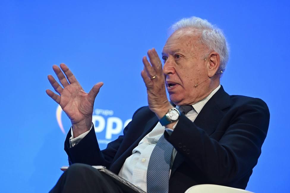 """Margallo: """"España debe recuperar su liderazgo en la UE cuando se traten asuntos hispanoamericanos"""""""