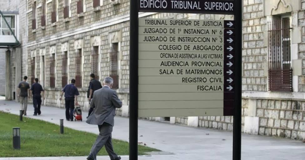 Juzgados de Santander