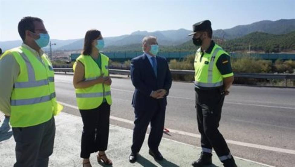453.000 desplazamientos en la Región durante el Puente del Pilar