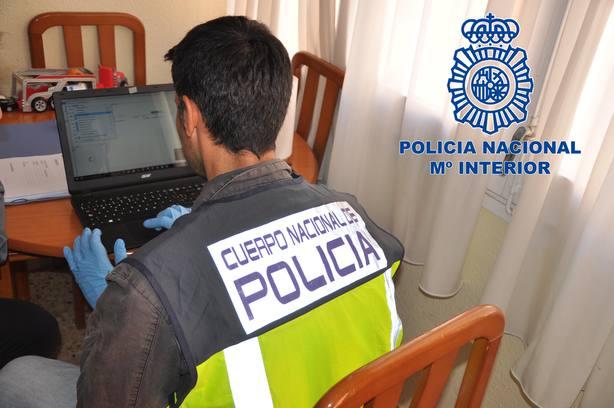 Policía. Imagen de archivo