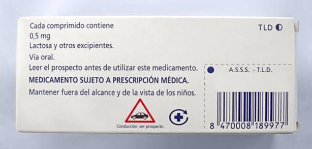 ¿La medicación que tomas puede hacer peligrar tu carné de conducir?