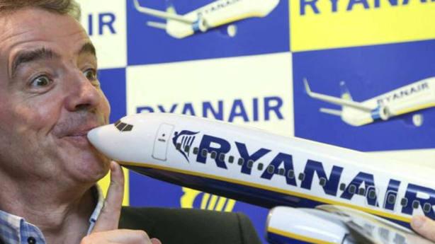 Ryanair despidos