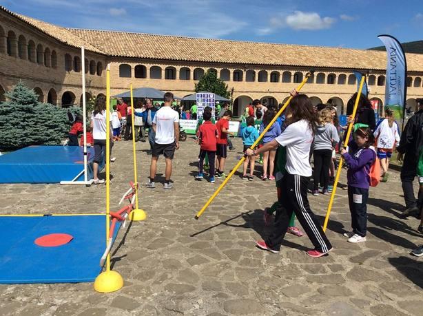 Encuentro Deportivo Tecnológico de la Jacetania