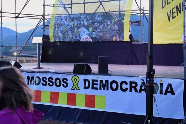 Mossos per la democracia