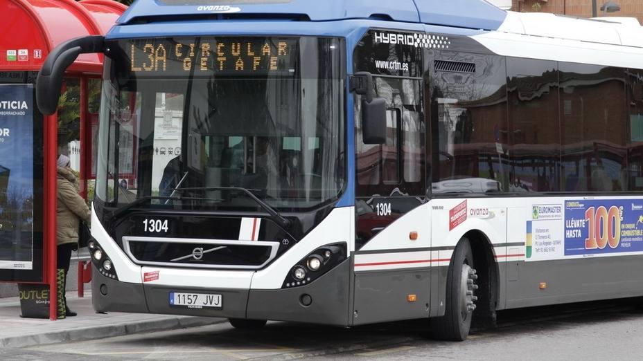 El transporte público reclama que los PGE les doblen su aportación
