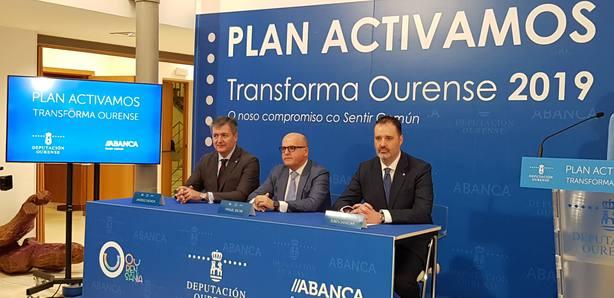 Plan Activamos - Transforma Ourense