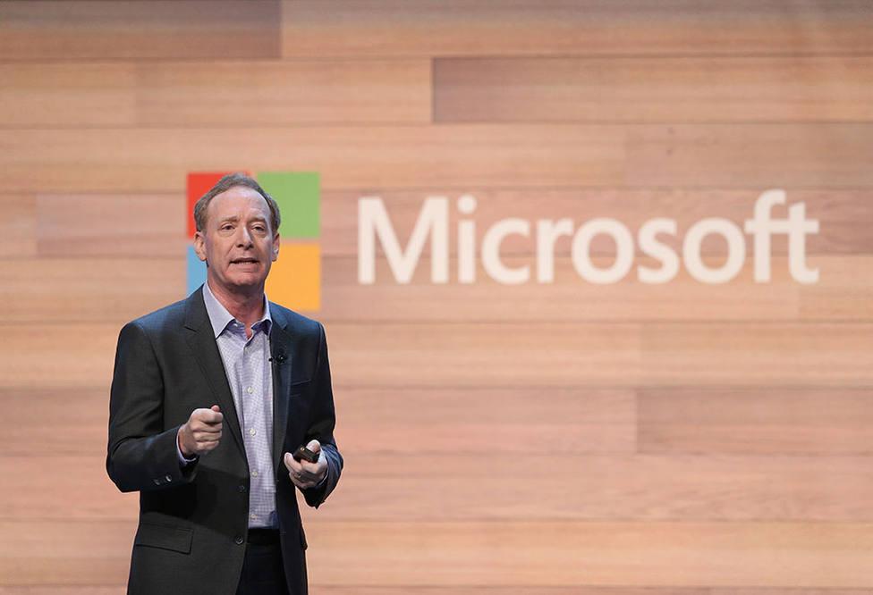 El Papa Francisco se reúne con el presidente de Microsoft