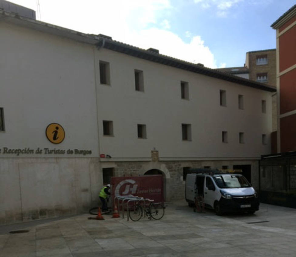 Vista de la recién rehabilitada Casa de los Niños del Coro de la Catedral
