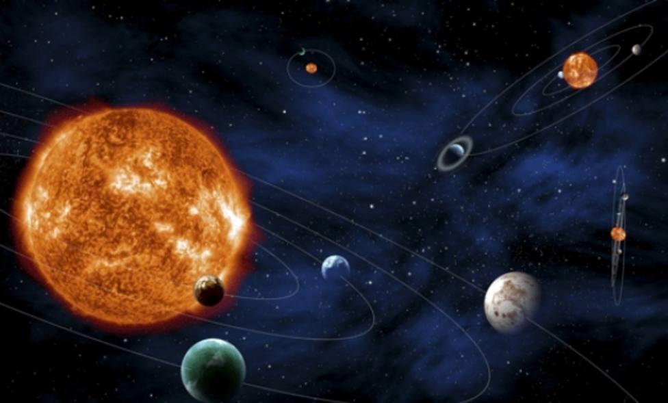 Importante hallazgo que revela la química que había antes de la formación de los planetas del Sistema Solar