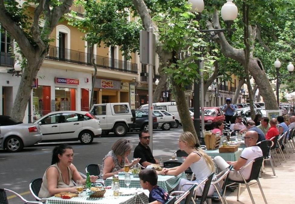 Turismo calle Marqués de Campo Dénia