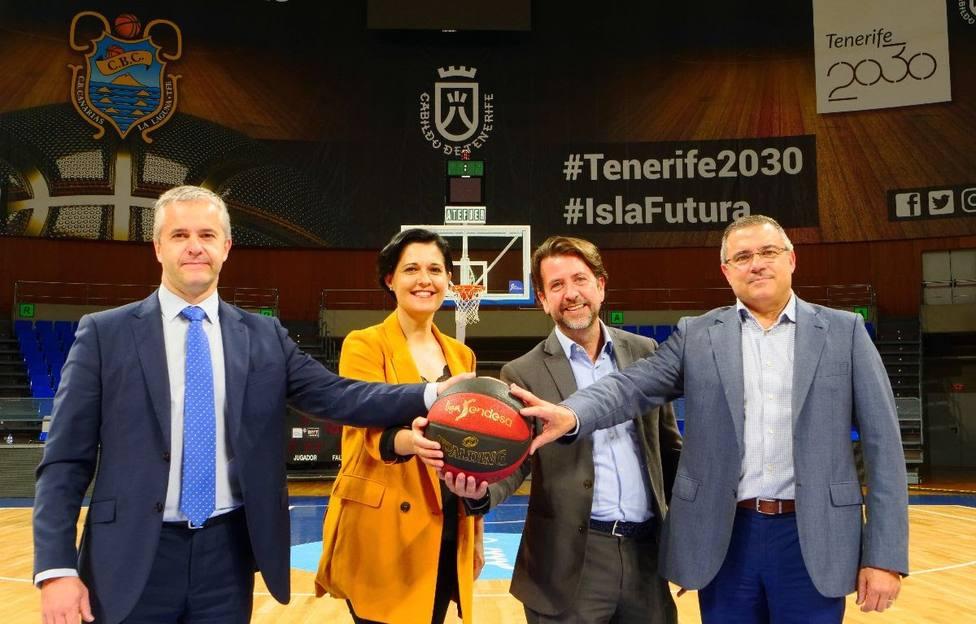 La Supercopa Endesa del 2020 se jugará en la isla de Tenerife