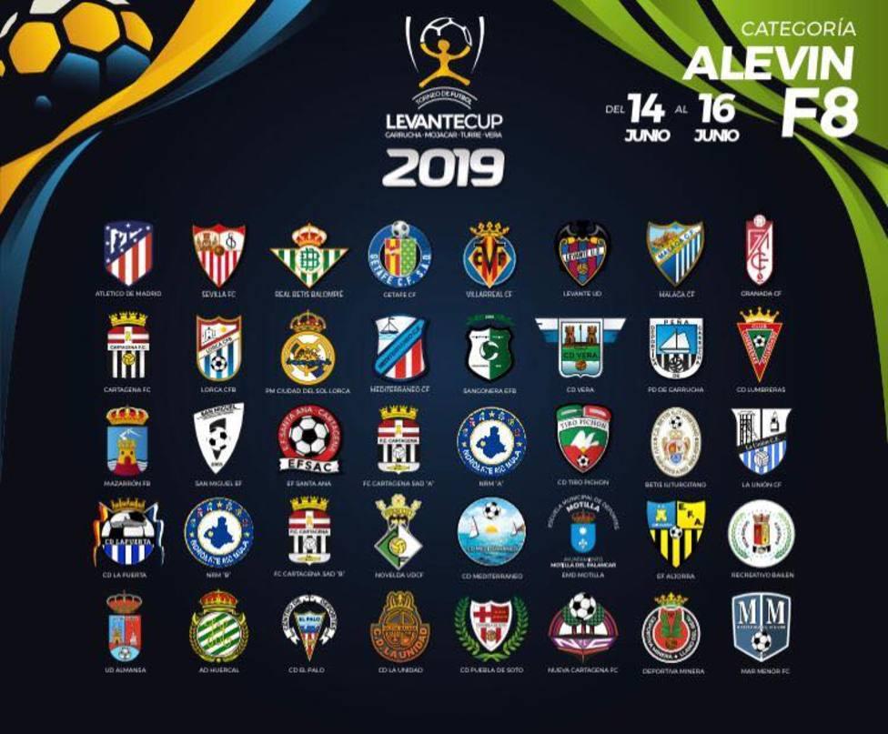 Turno para la categoría alevín en la Levante Cup