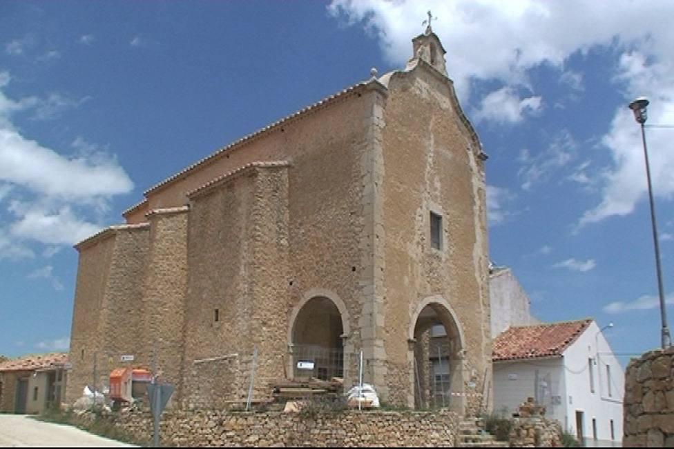 Ermita de San Roque Vilafranca