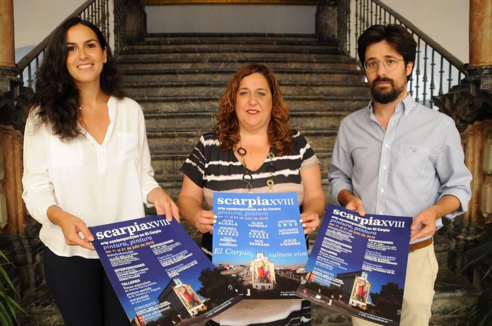 Presentación de Scarpia en Diputación
