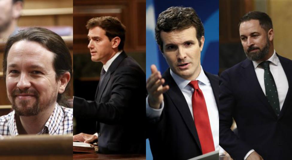 No solo Sánchez se va de vacaciones: Así son las del resto de líderes políticos