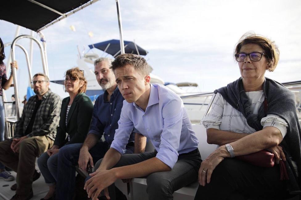Errejón, sin espacio para propaganda electoral en RTVE, advierte de que su mensaje corre de boca en boca