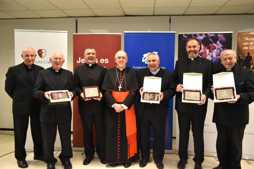 Alter Christus 2019: Los premios a la labor de los sacerdotes
