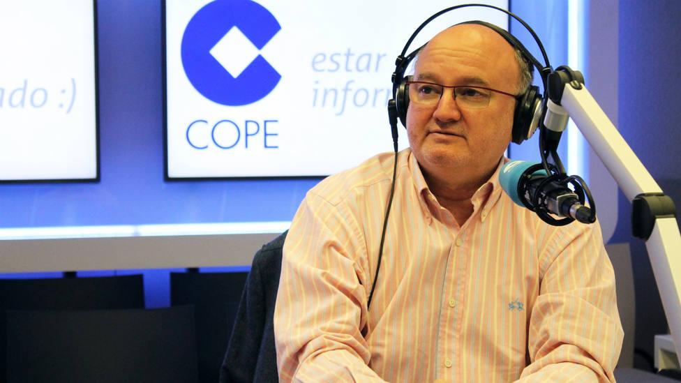 César Lumbreras, director y presentador de Agropopular
