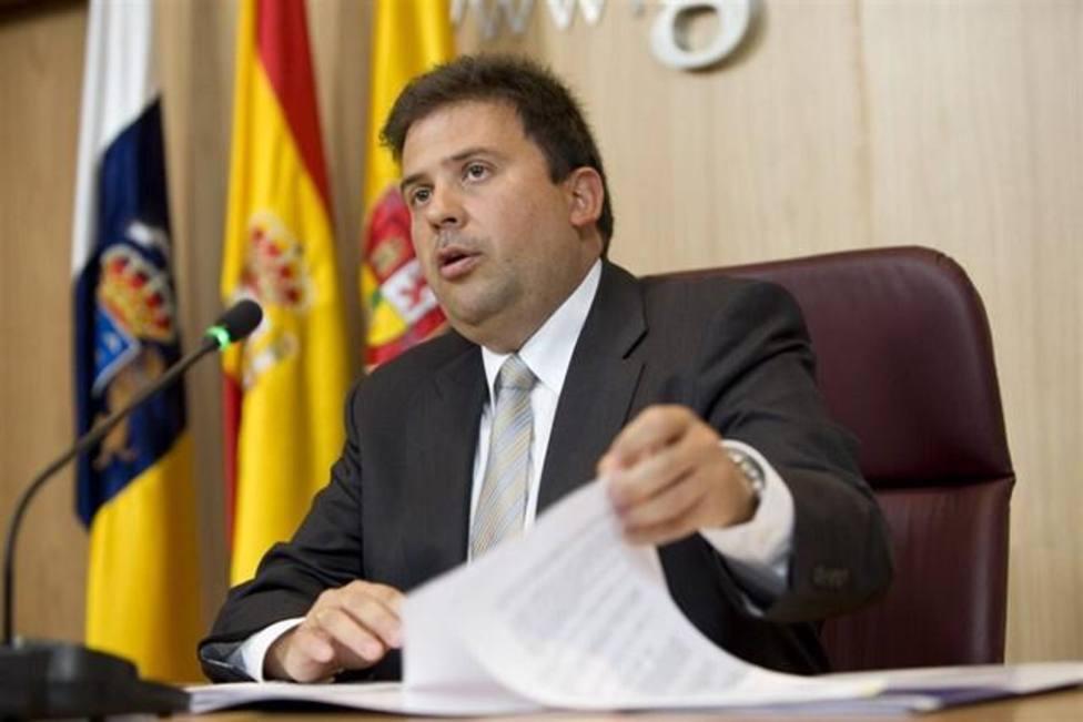 Luís Ibarra puerto Las palmas bajada tasas