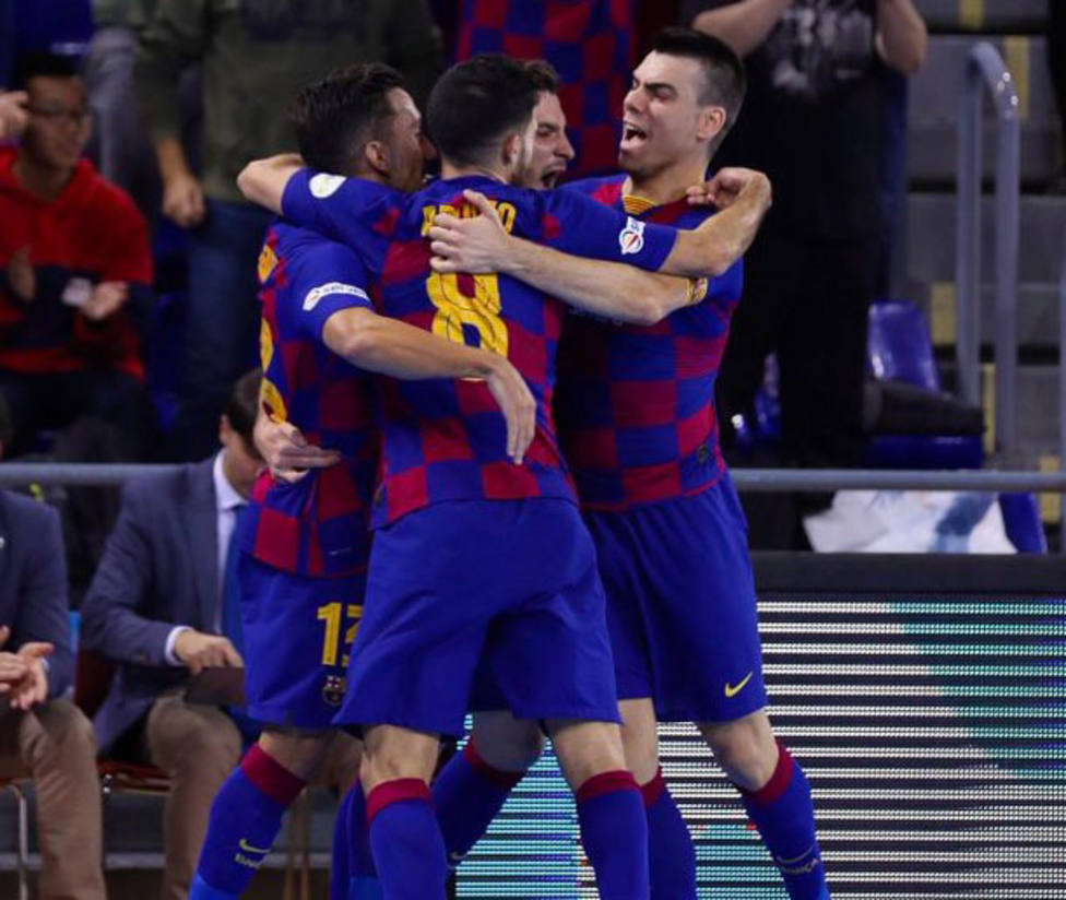 Barcelona fútbol sala