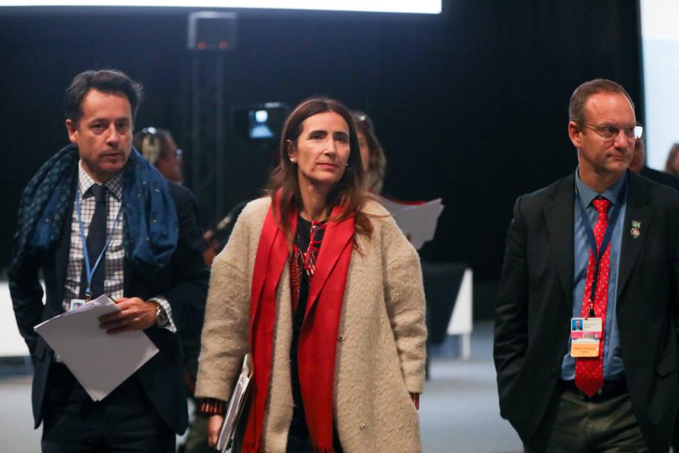 Las posiciones climáticas de los países siguen enconadas y la Presidencia chilena pide revisar otra vez el texto