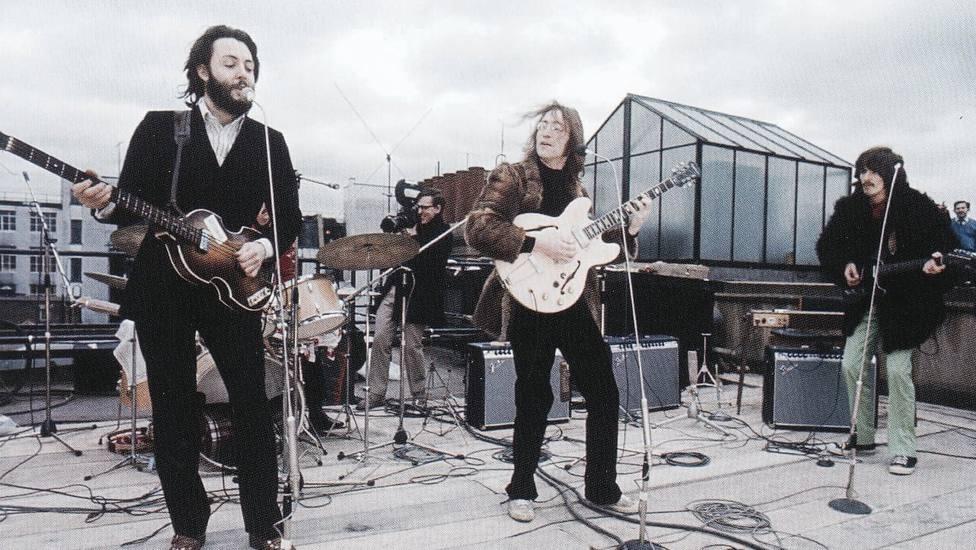 Se cumplen 51 años del mítico último concierto de The Beatles