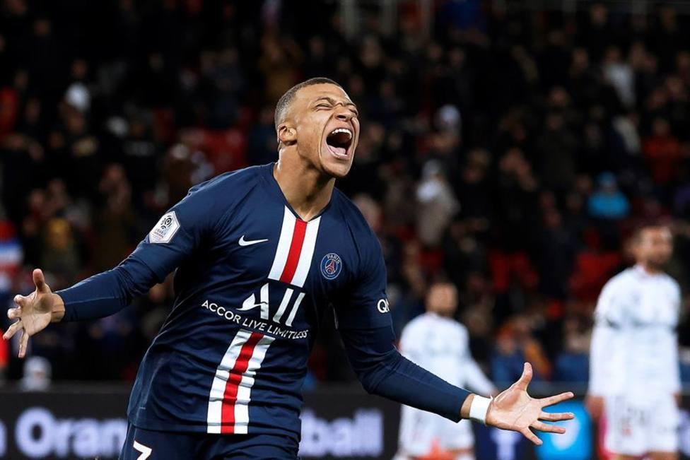 Mbappé atropella al Dijon