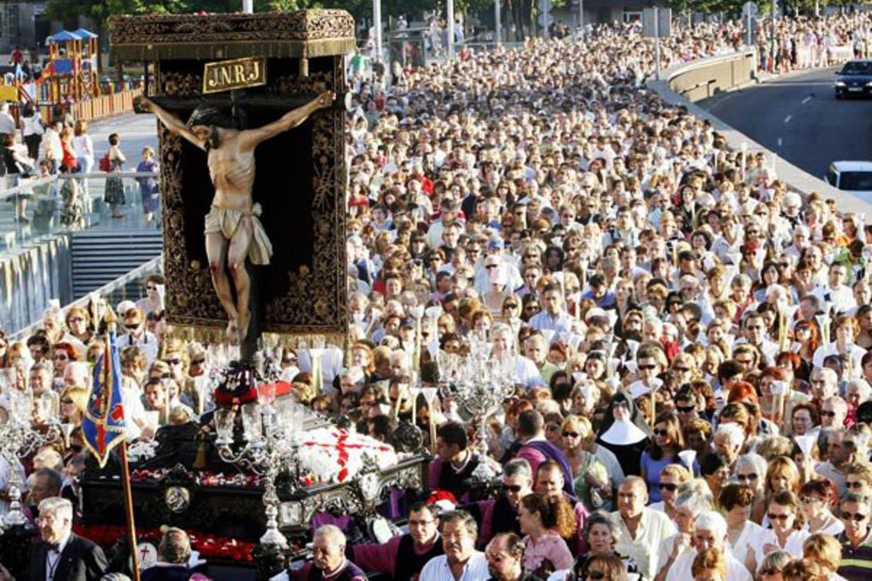 Procesión Cristo de la Victoria
