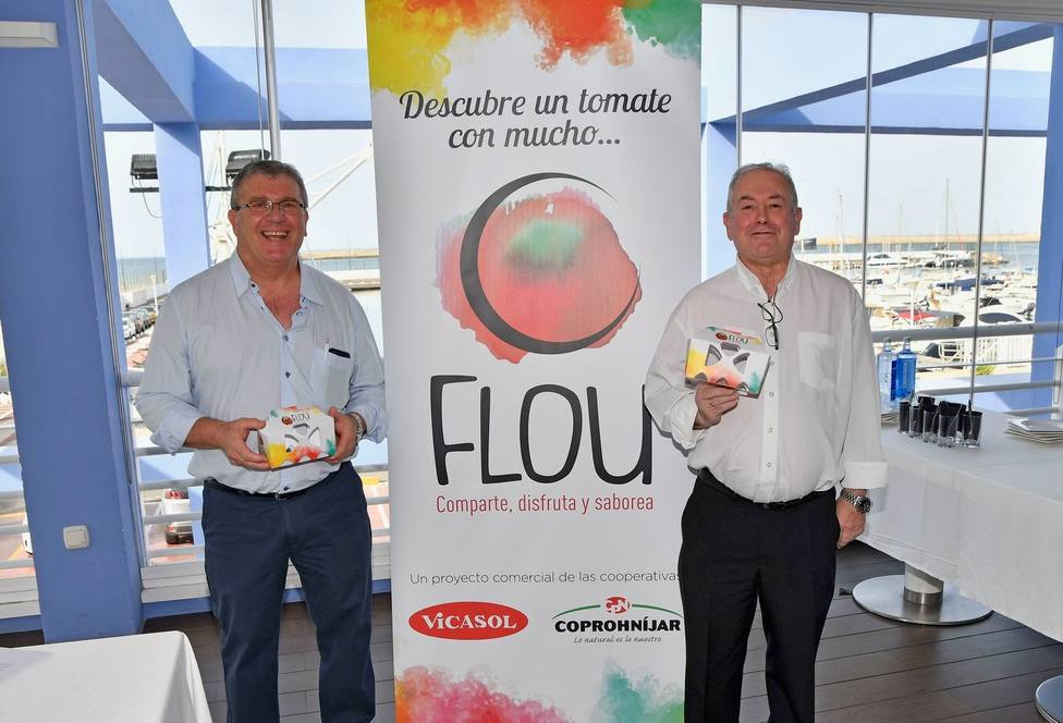 Vicasol y Coprohníjar se unen para lanzar al mercado una nueva marca de tomate gourmet