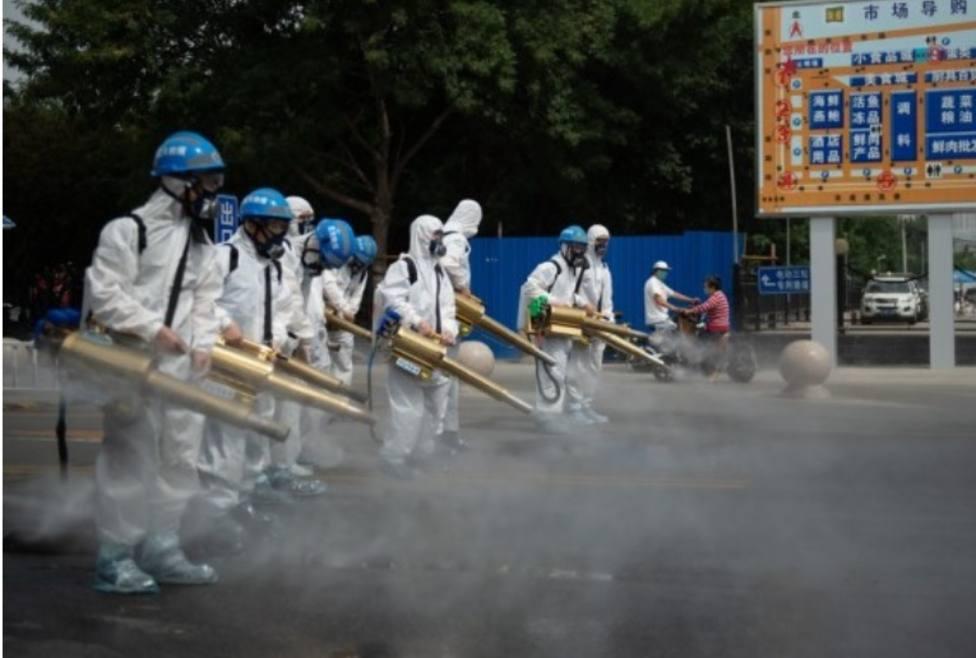 Coronavirus.- Pekín registra un total de 184 casos procedentes del rebrote y China asegura que hay similitudes con Wuhan