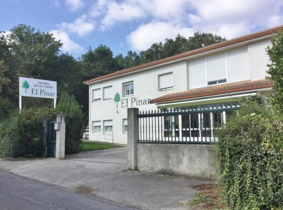 La Residencia El Pinar de Culleredo es la tercera intervenida por la Xunta este verano