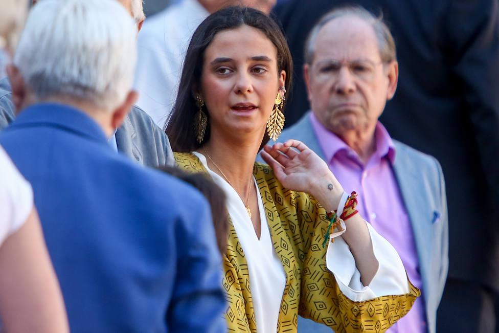 Victoria Federica estalla ante la prensa por las preguntas sobre el Rey Juan Carlos: No os cansáis, ¿eh?
