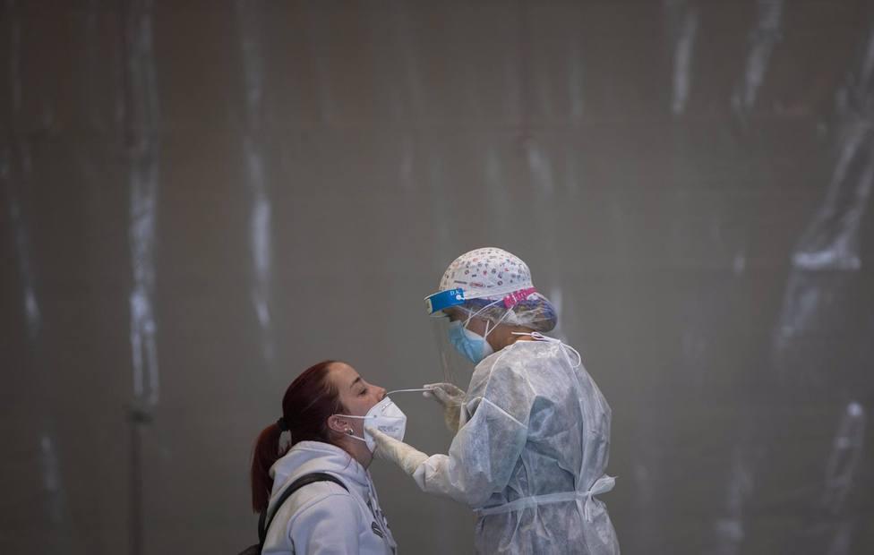 Almería.-Coronavirus.-Junta citará a más de 2.000 personas para cribados en cinco municipios entre miércoles y viernes