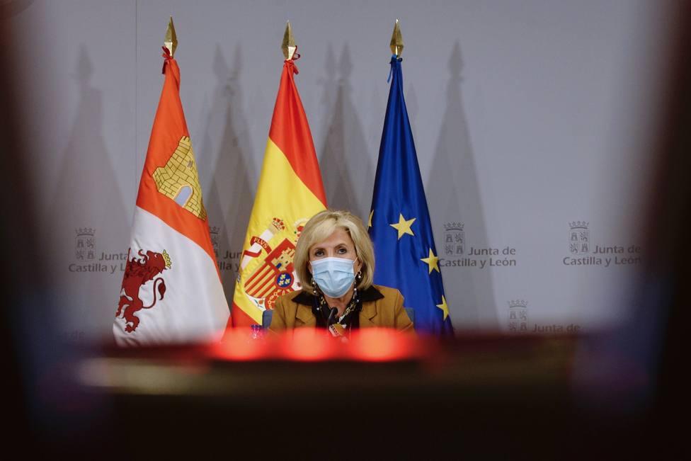 Castilla y León pedirá al Gobierno un confinamiento domiciliario que sea corto y eficaz