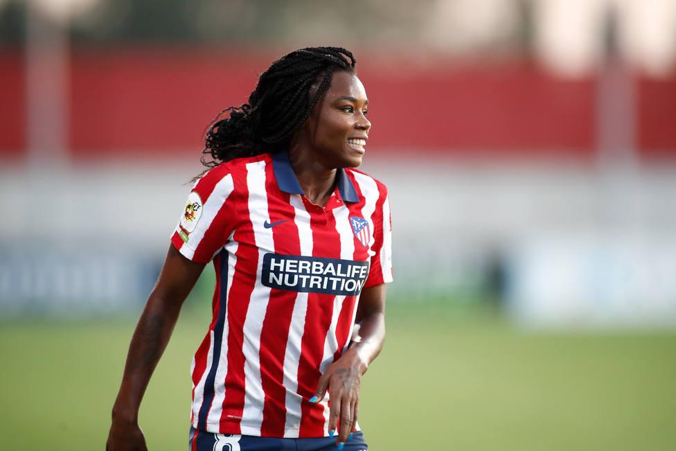 Soccer: Women - At Madrid v Logrono