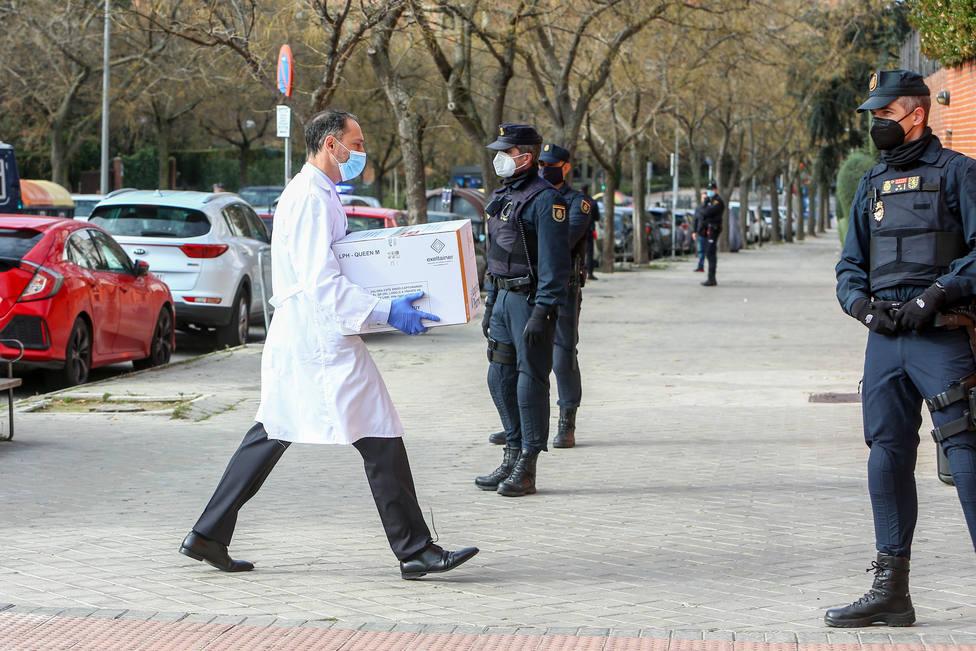 Madrid notifica 2.516 nuevos casos, 1.046 en las últimas 24 horas y 23 fallecidos